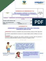 ACTIVIDAD 3  (05 al 09-07-21)