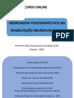 ABORDAGEM FISIOTERAPÊUTICA NA REABILITAÇÃO NEUROFUNCIONAL