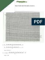 Correction_Maths_BacD_2012