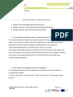Ficha de Trabalho Nº 8 Resolução
