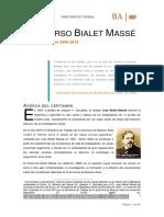 2015.Resumen de gestión del CBM 2008-2015