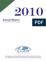 TIZA Annual Report 0910