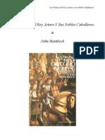 John Steinbeck - Los hechos del Rey Arturo y sus nobles caba