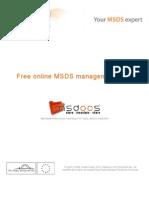 MSDS pobieranie – tłumaczenie - udostępnianie