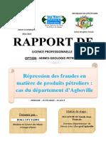 Rapport Fabus Original