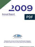 TIZA Annual Report 0809