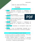 Mecanismos de agressão e defesa - Microbiologia - Aula 1