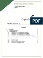 01.05  Informe de Obra-Cap 5