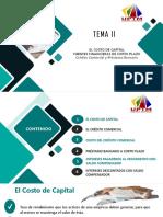 Presentación Costo de Capital (1)