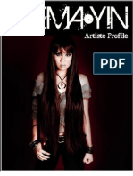 Prema Yin April 2011