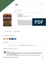 Rwanda _ un génocide en questions - Bernard Lugan - Babelio