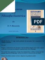 Filosofia Esoterica - Fundamentos