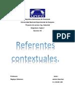 referente contextuales