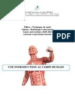 Introduction au corps humain