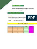 2. Ejercicios Funcion (y - o) - Excel Intermedio (2)