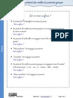 exercices-present-verbes-premier-groupe
