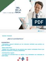 BENEFICIOS DEL EJERCICIO FISICO Y LA ACTIVIDAD FISICA