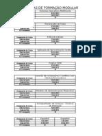 Formação Modular de 2011
