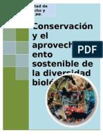 Conservación de la Diversidad Biológica y Aprovechamiento sostenible de sus componentes - Derecho Ambiental - Ley 26839 - D.S. Nº 068-2001-PCM
