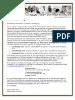 WCS Strategic Planning Invitation