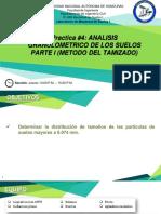 Practica #4 Analisis Granulometrico de Los Suelos Parte i (Metodo Del Tamizado)