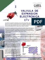 Valvula de expansion electronica E2V