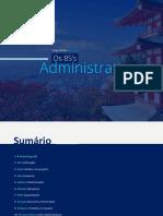 Os 8Ss Administrativos