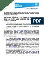 26-03-11 NOTA PP PROPUESTAS LABAÑOU-CIUDAD ESCOLAR