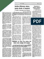 1983-07-04 - Hallados en Orce los restos del mono más antiguo del mundo