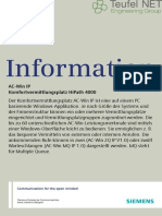 AC-Win IP Vermittlung HiPath 4000