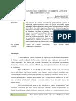 Emprestimos Semanticos Do Portugues Em x