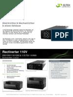 Datasheet Rectiverter 110V 1200W HE (DS - 241123.130.DS3 - 1 - 1) - 1_deutsch