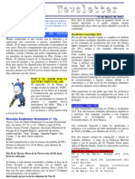 Newsletter 25 3 2011 Sp-1