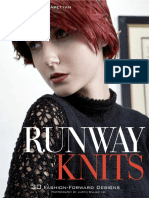 Free Pattern - Springtime in Paris Sweater from Runway Knits