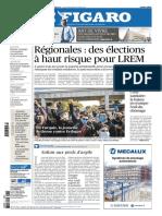 Le Figaro Du Mercredi 17 Février 2021 @Internationalpress75