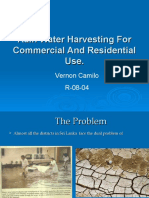 3 Lanka Rain Water Harvesting Forum