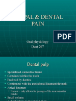 Pulpal & Dental Pain