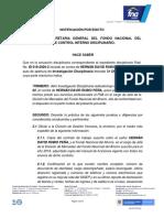 Notificacion Por Edicto Id 019-2020-2 Aprobado 21072021