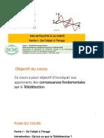 Télédétection, Des Satellites A La Carte (Partie 1) (1)