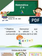 PPT Matematica 18-06 - América