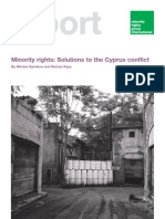 Published Cyprus Report, English