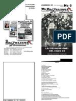 Revoluciones del Siglo XX-folleto