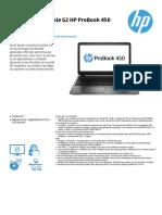Fiche-technique-HP-Probook-450-G5-FR