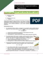 LD19 Problemas Con Funciones Exponencial y Logarítmica
