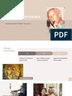 Indonesischer Maler Maestro