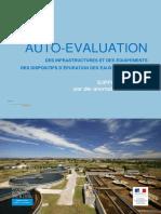 SUPPORT Auto-Evaluation Infrastructures Et Equipements STEP Industrielles