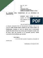 adjunto  poder y solicito entrega de cupon (Autoguardado)