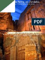CiudaddePetraenJordania