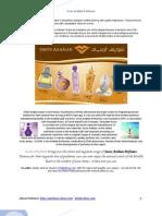 20110321 Swiss Arabian Catalog Zahras Perfumes