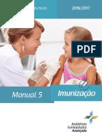 Manual 5 - Imunização e Administração de Vacinas
